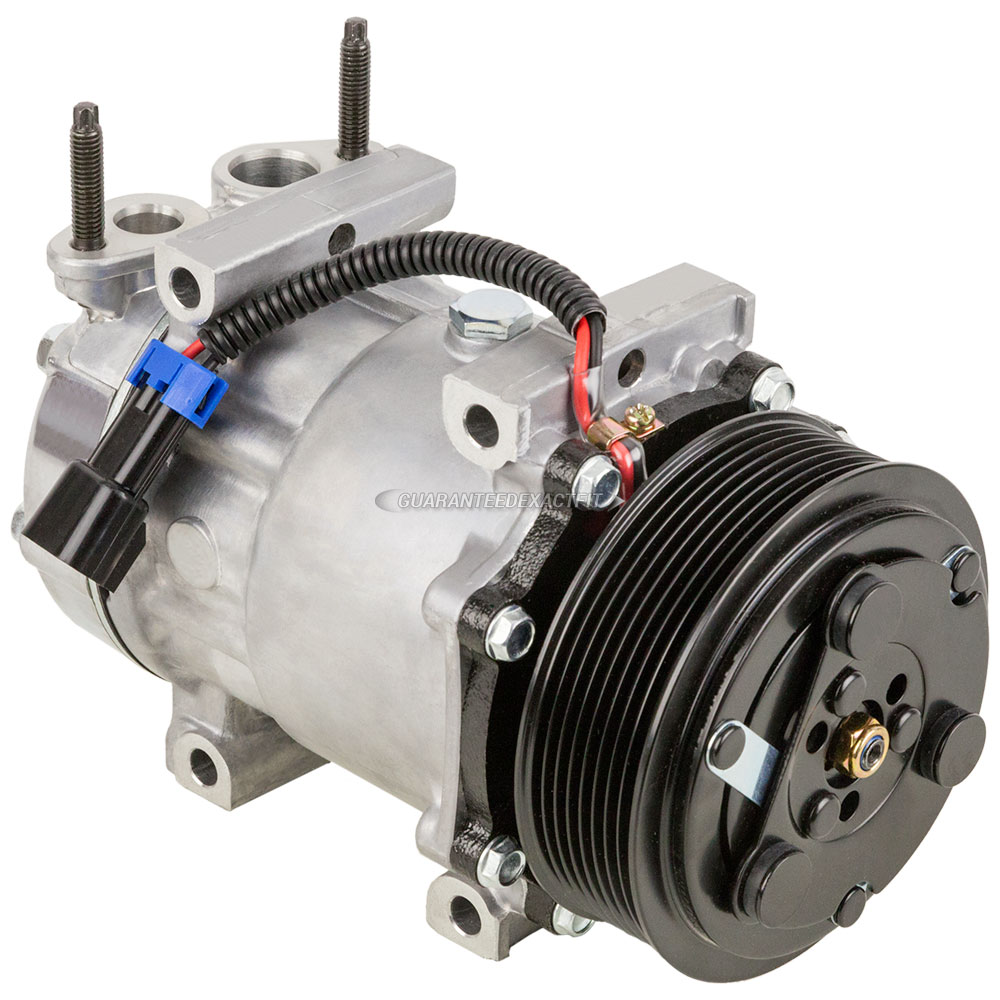 International  AC Compressor