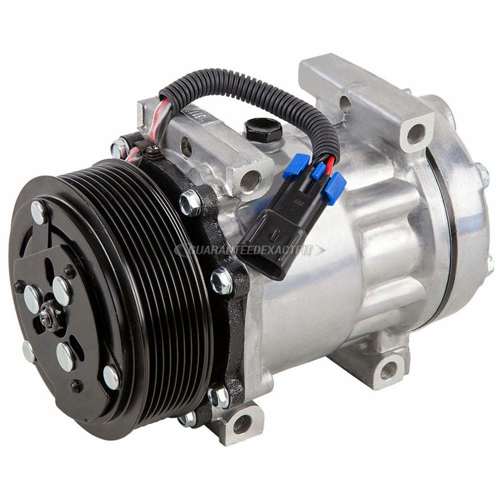 Specialty_and_Performance View All Parts New xSTOREx Compressor w Clutch