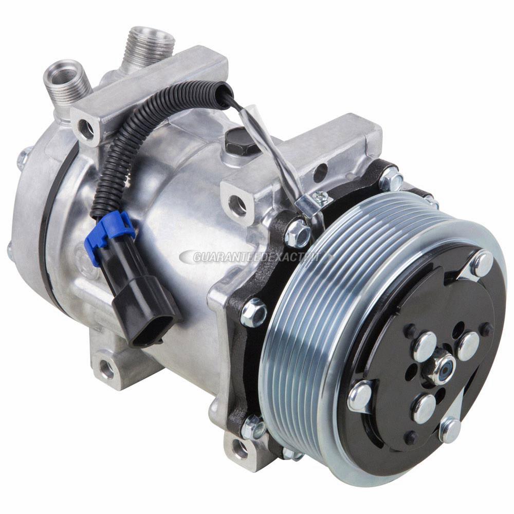 Navistar Replaces 4822 3551405-C1 AC A//C Compressor Fits: International