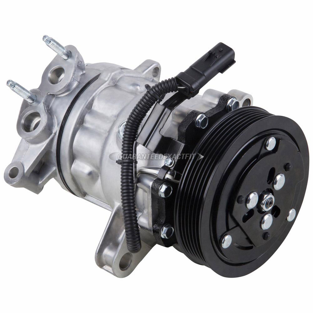 Jeep liberty ac compressor replacement