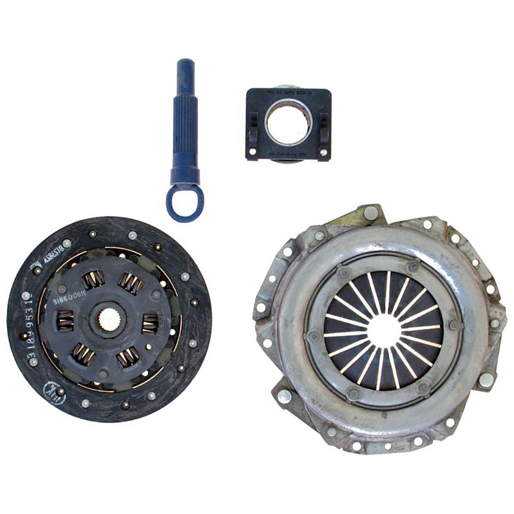 Renault  Clutch Kit