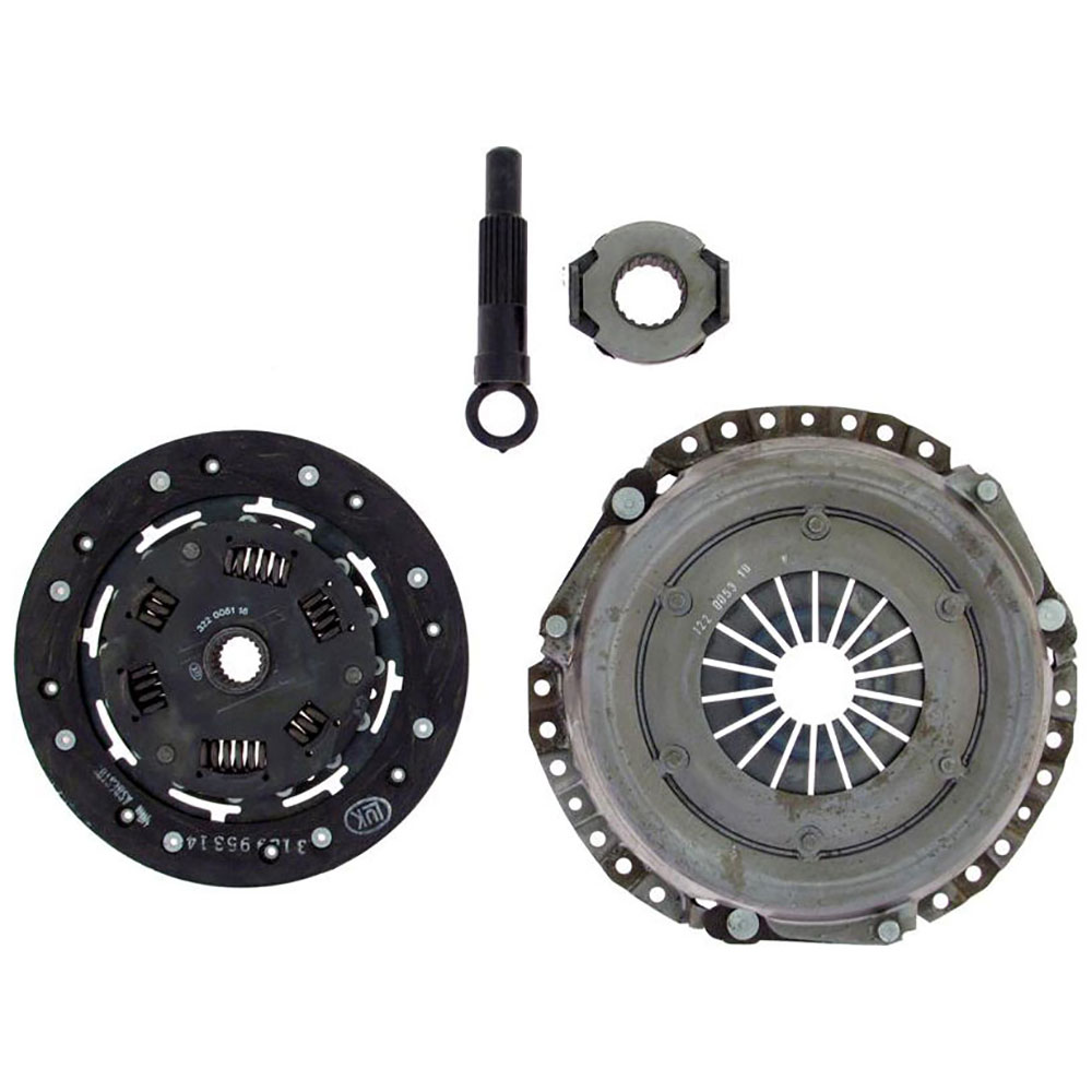 1982 Renault Fuego Clutch Kit
