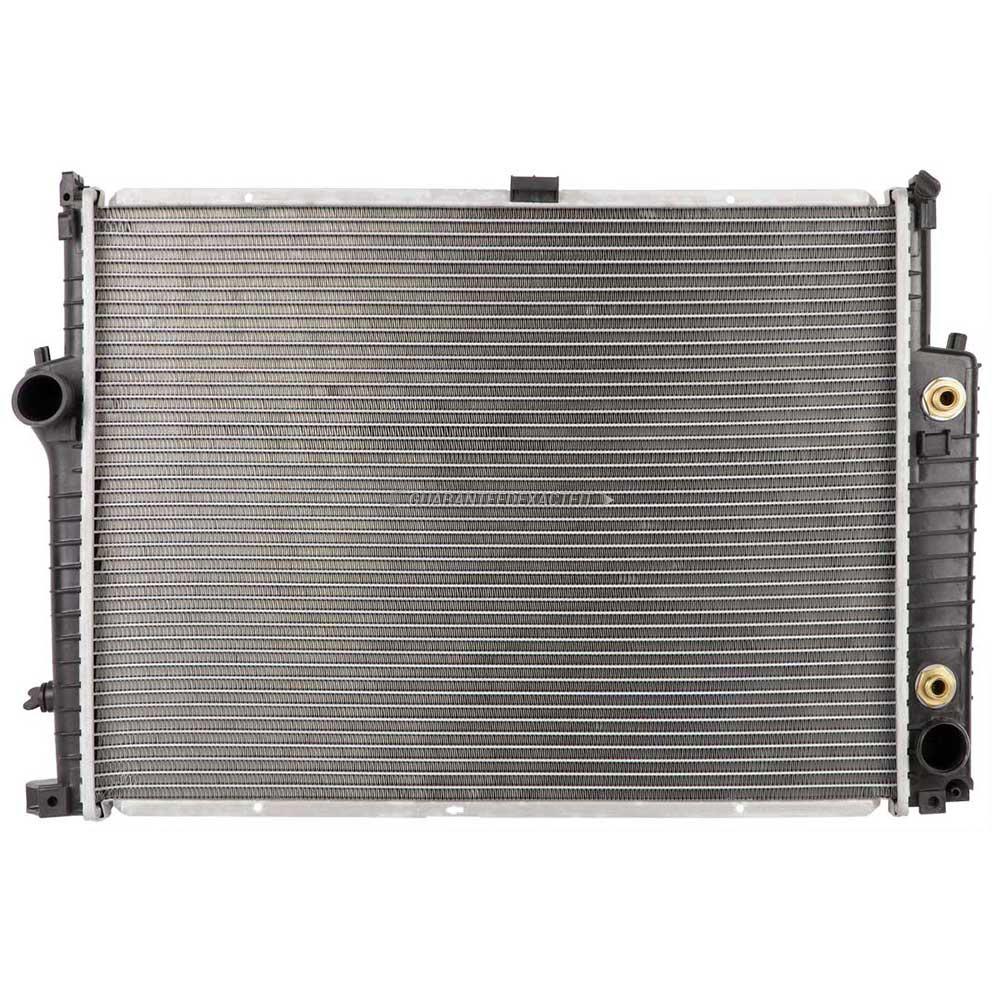 Radiator 19-00507 AN