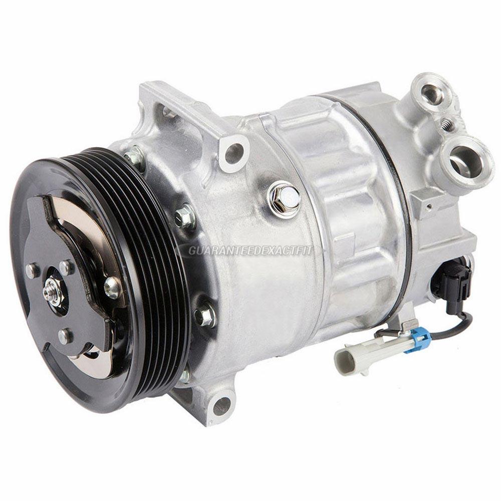 Saab 9-5 New xSTOREx Compressor w Clutch