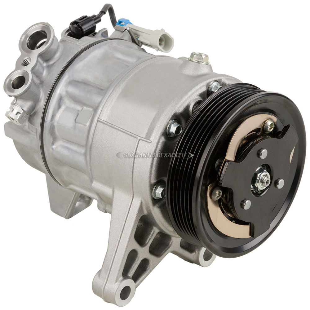 2011 Cadillac SRX A/C Compressor 3.0L Engine 60-03147 NC