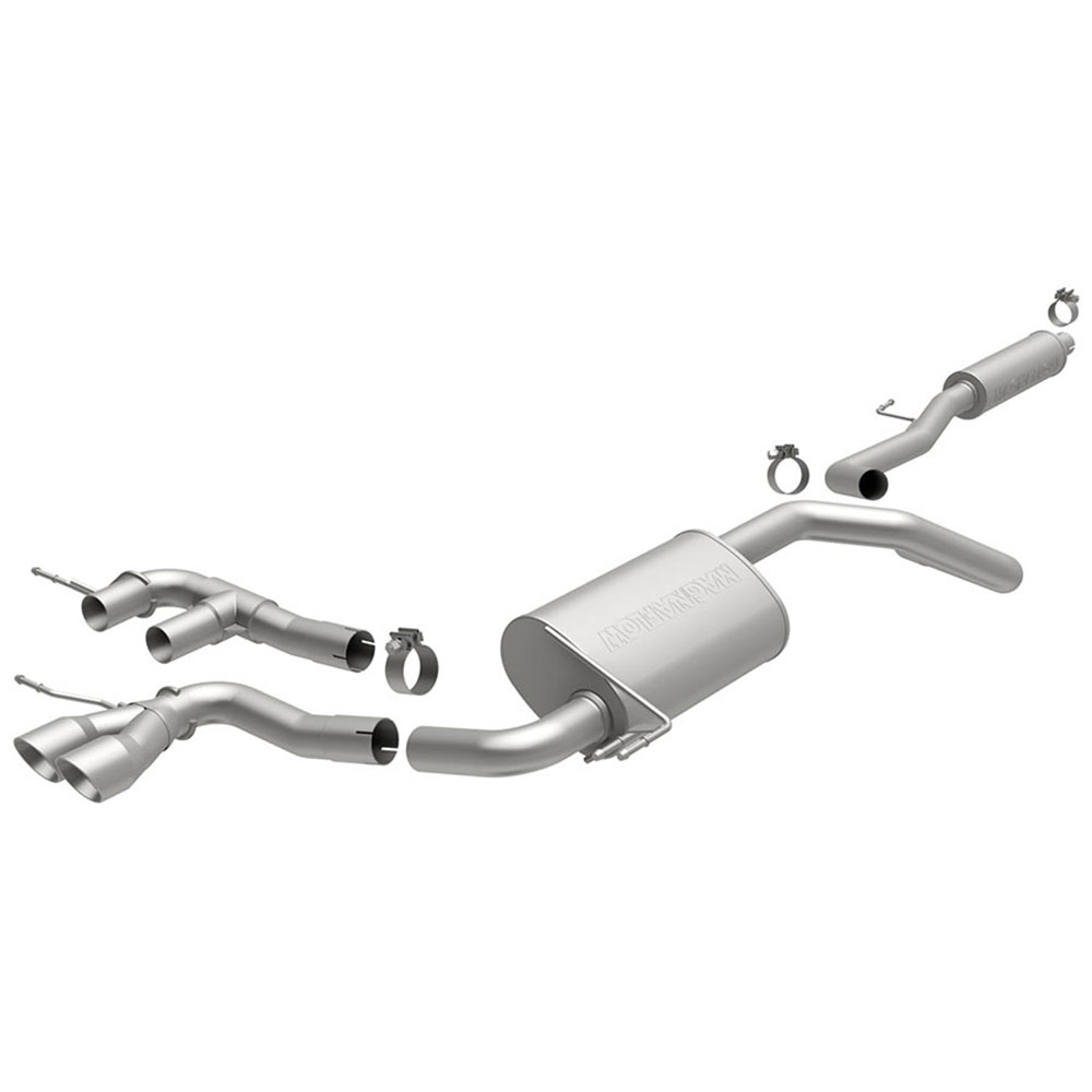 Hyundai Veloster Cat Back Performance Exhaust