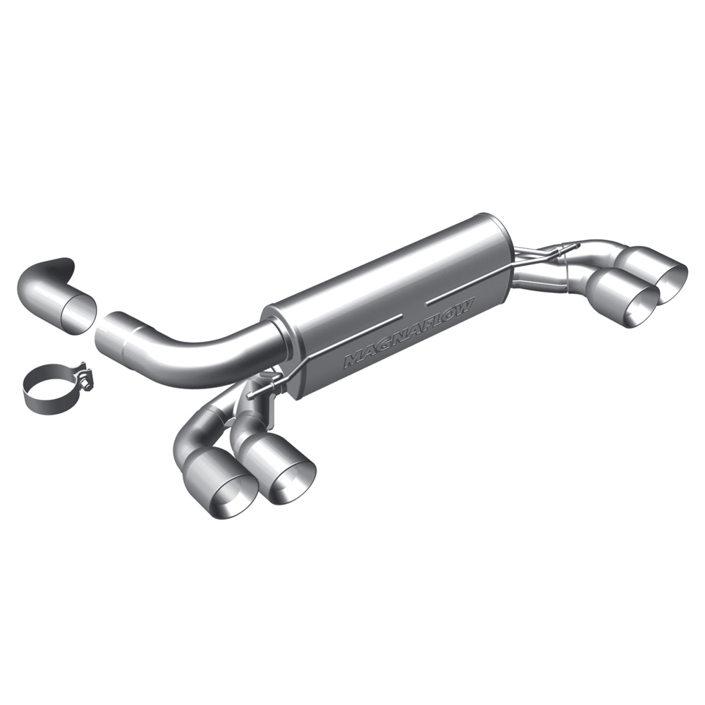 BMW 1 Series M Cat Back Performance Exhaust