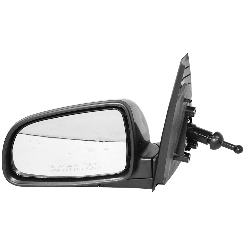 BuyAutoParts 14-11090MI Side View Mirror