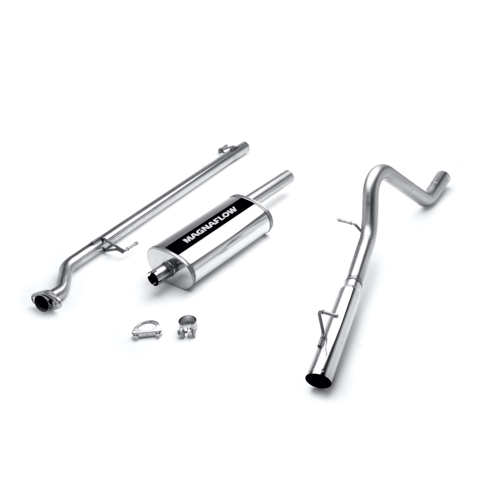 Mazda Tribute Cat Back Performance Exhaust