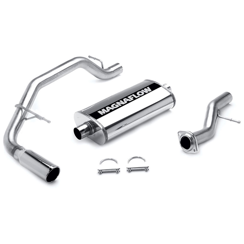 Chevrolet  Cat Back Performance Exhaust