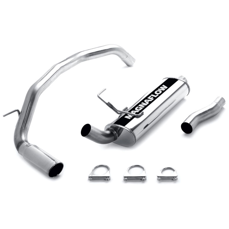 Infiniti QX56 Cat Back Performance Exhaust