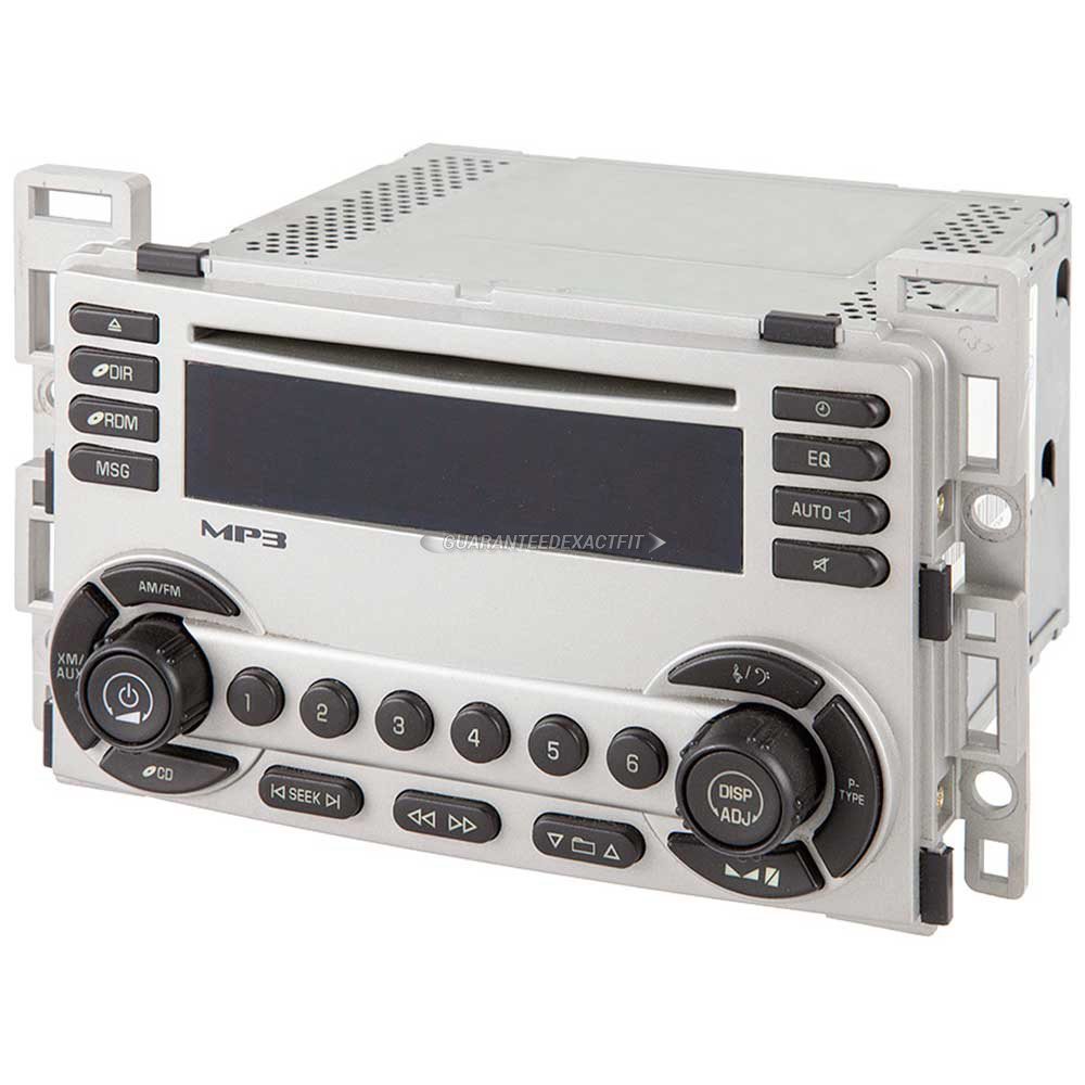 2005 equinox radio wiring car 2005 chevrolet equinox radio or cd player radio-am-fm-mp3 ... equinox radio wiring diagram for 2011