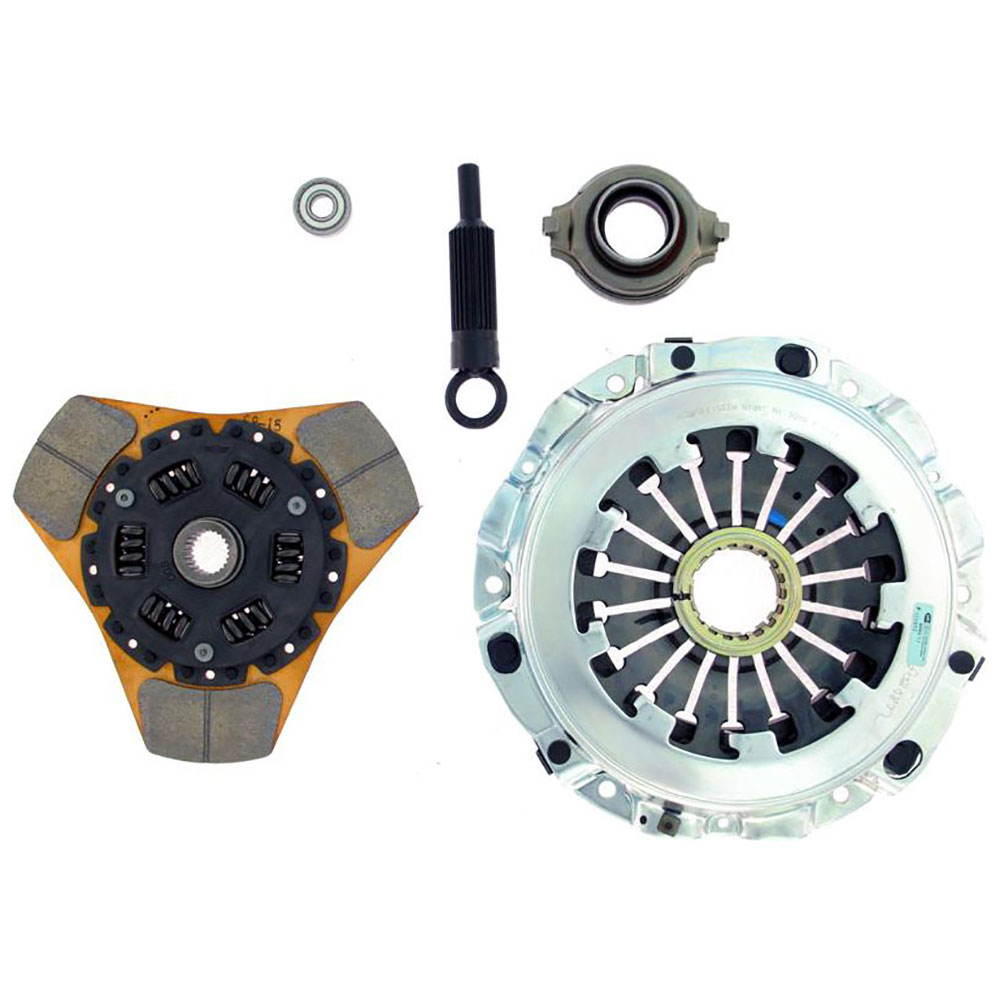 Subaru WRX Clutch Kit - Performance Upgrade