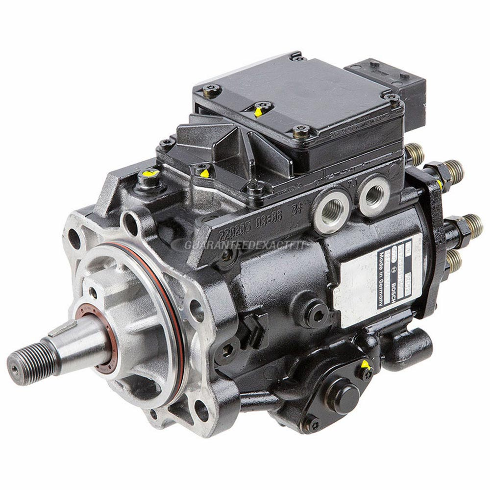 How to Identify the Bosch VP44 Diesel Injection Pump in your Dodge
