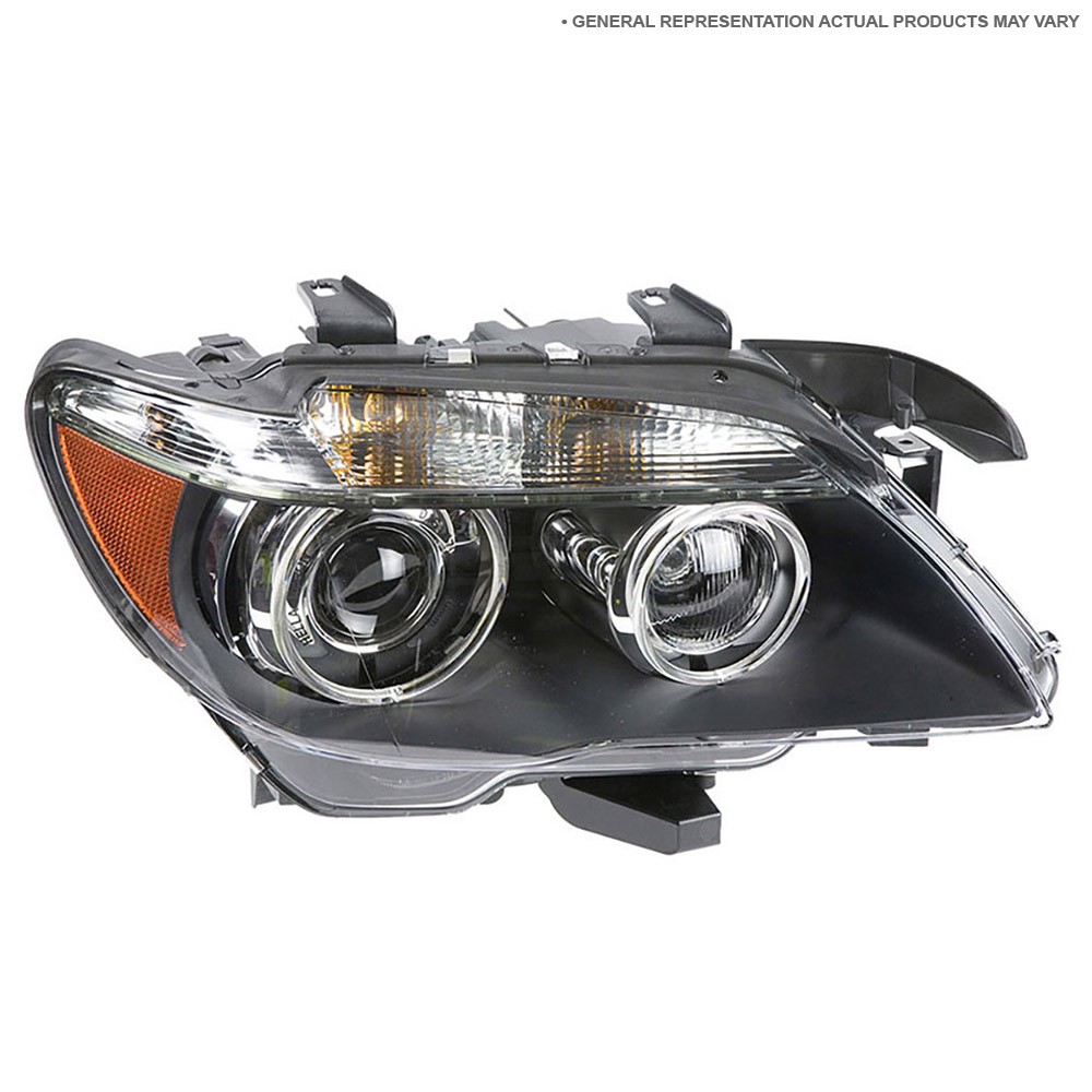 Nissan Titan Headlight Assembly