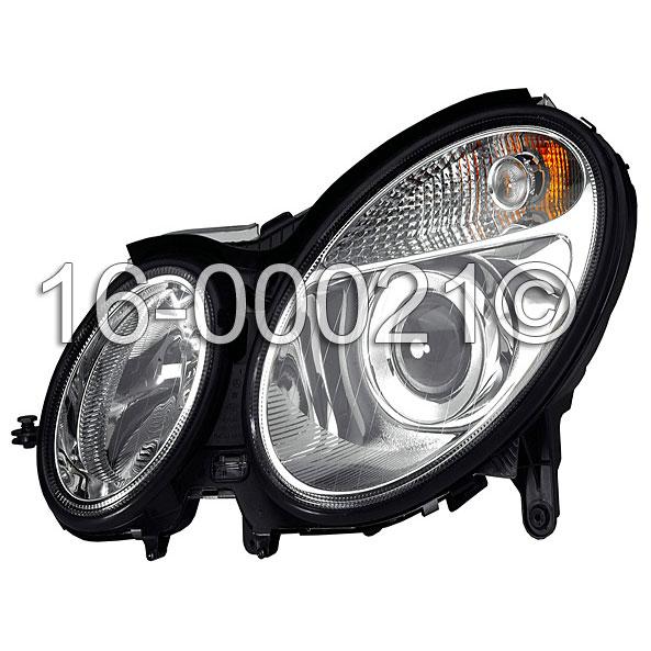 Mercedes Benz CLK350 Headlight Assembly