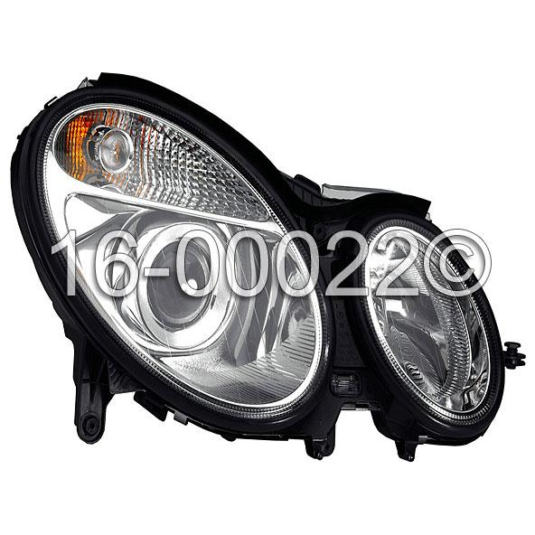Headlight Assembly 16-00022 AN
