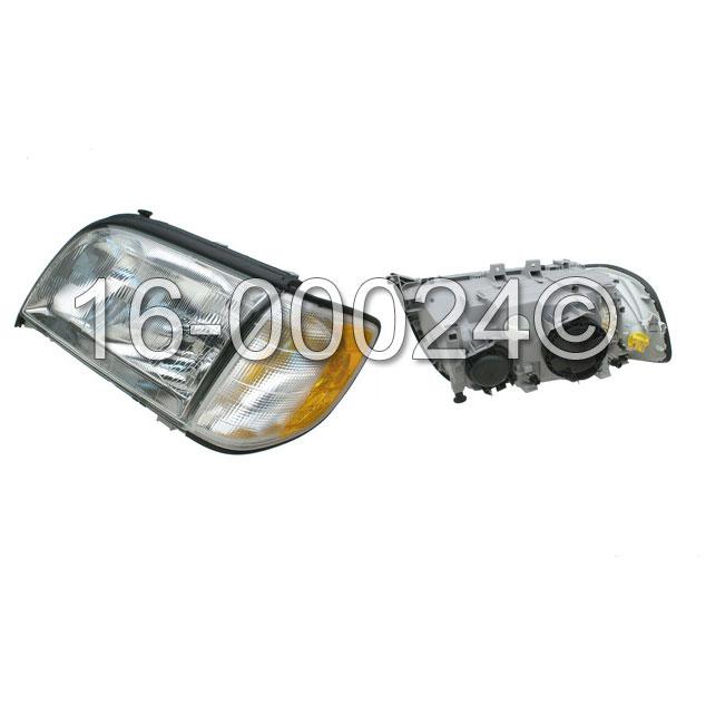 Mercedes_Benz S320 Headlight Assembly