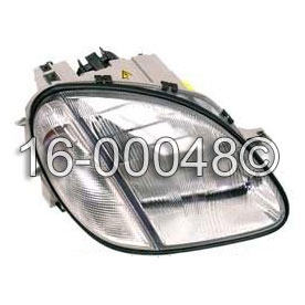 Mercedes_Benz SLK230 Headlight Assembly