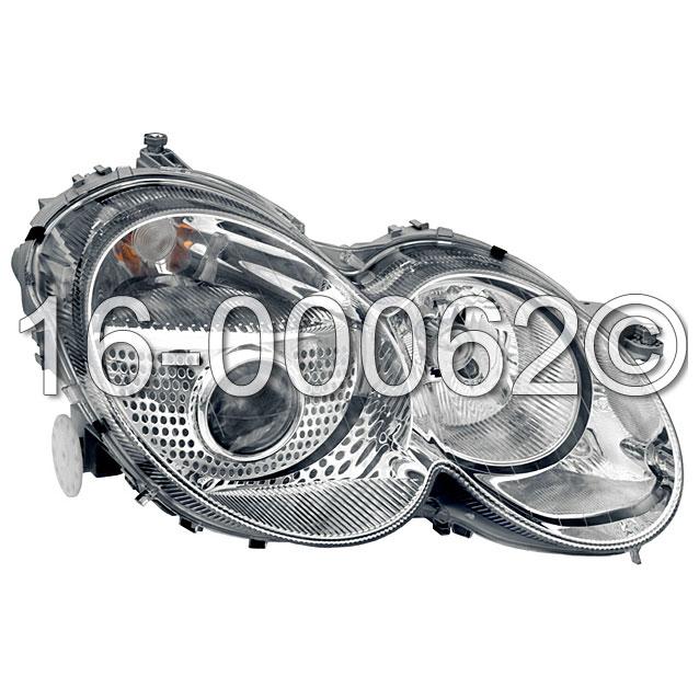 Mercedes_Benz SL500 Headlight Assembly