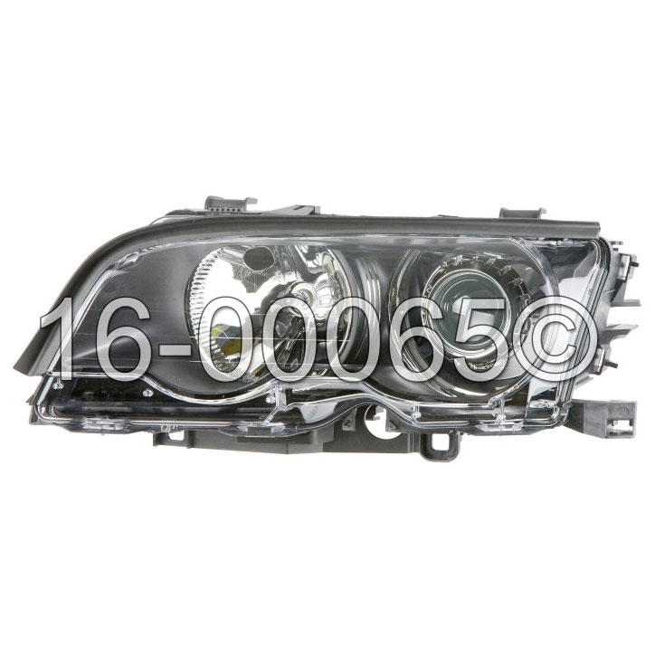 BMW 323Ci Headlight Assembly