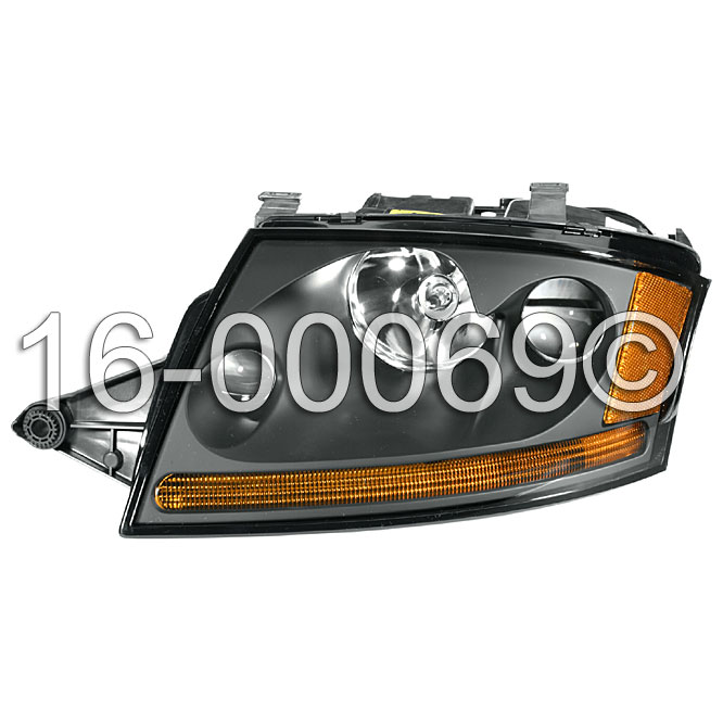 Audi  Headlight Assembly