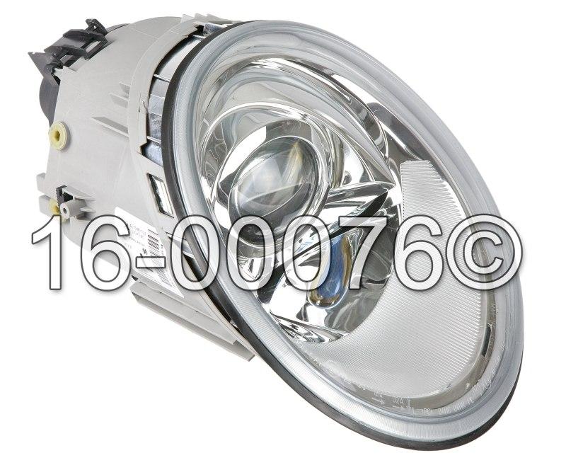 Volkswagen  Headlight Assembly