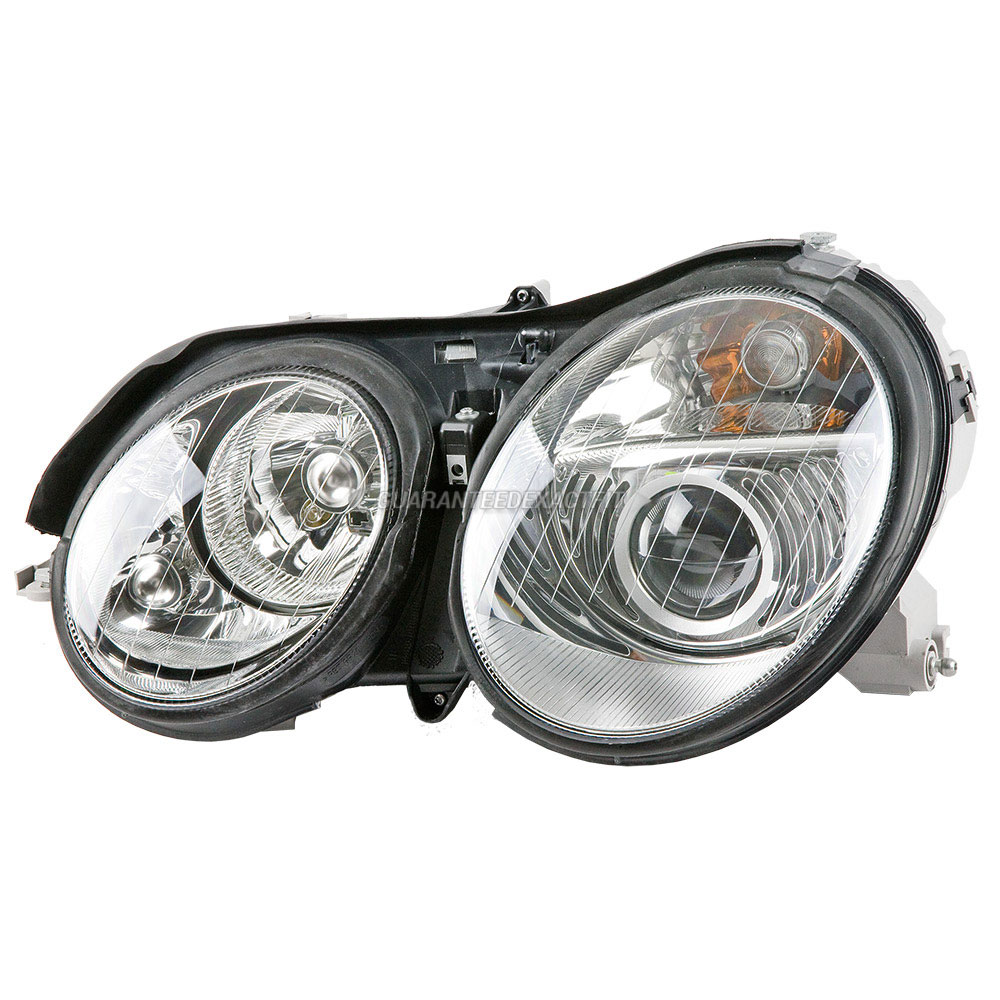 Mercedes Benz CL65 AMG Headlight Assembly
