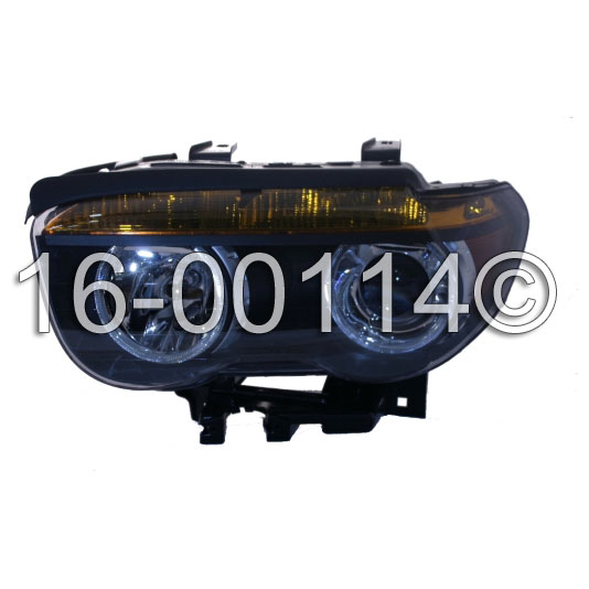 BMW 760 Headlight Assembly