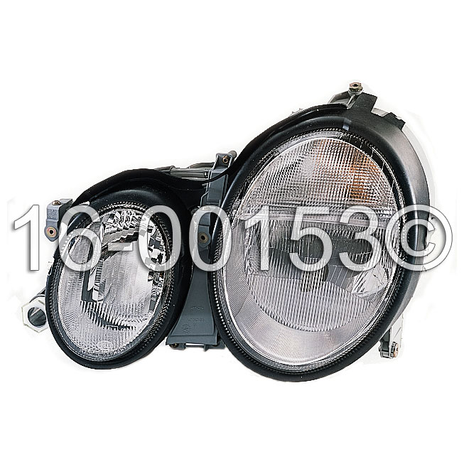 Mercedes Benz CLK430 Headlight Assembly