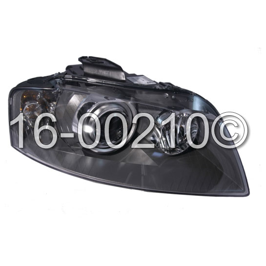 Headlight Assembly 16-00210 HH