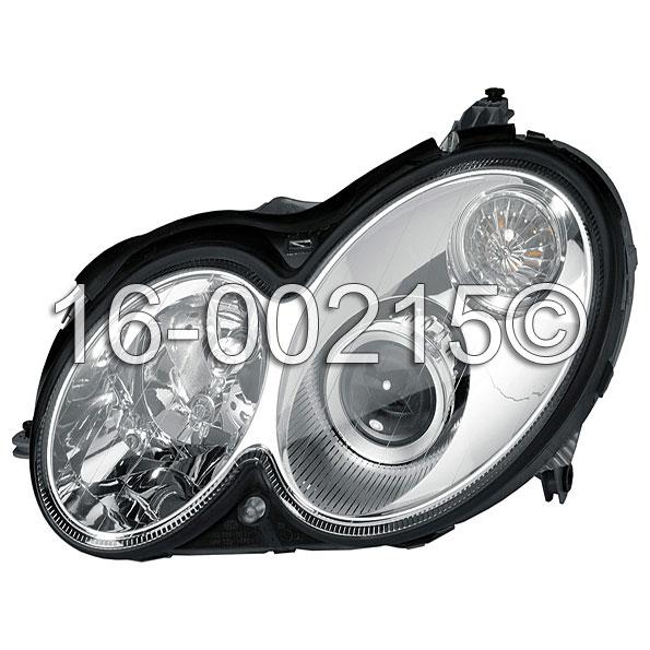 Mercedes_Benz CLK350 Headlight Assembly