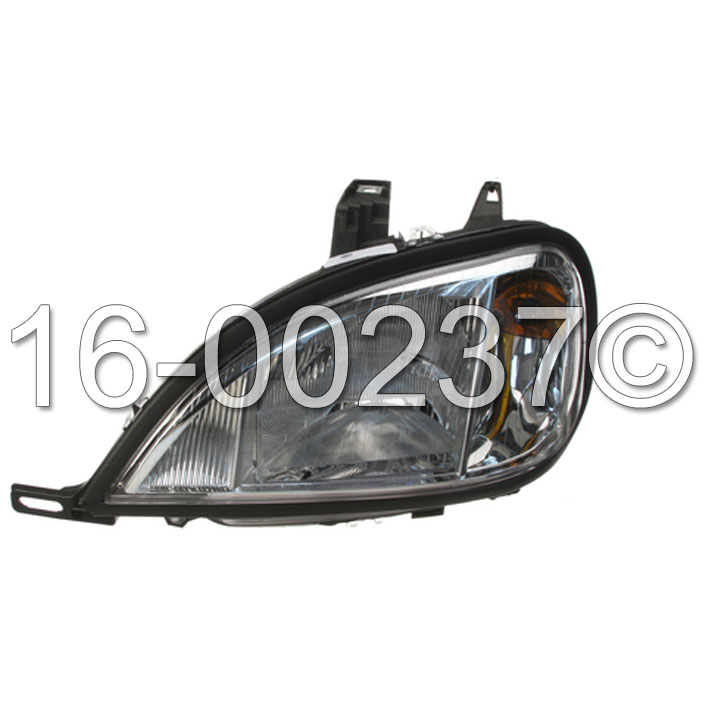 Mercedes benz ml55 amg headlight assembly for Mercedes benz ml55 amg parts