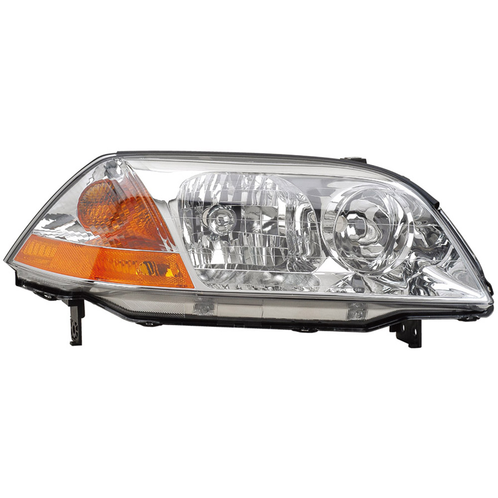 2003 Acura MDX Headlight Assembly Pair Pair Of Headlight