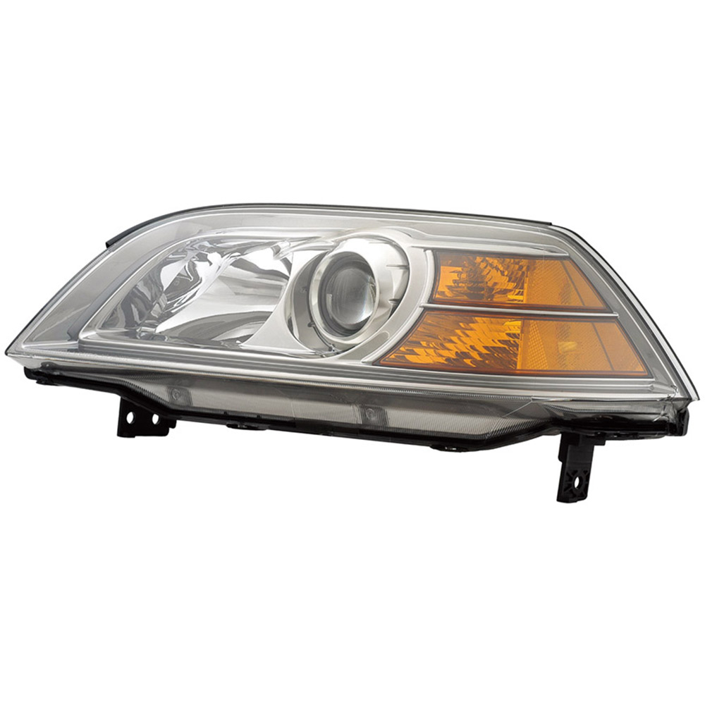 2006 Acura MDX Headlight Assembly Pair Pair Of Headlight