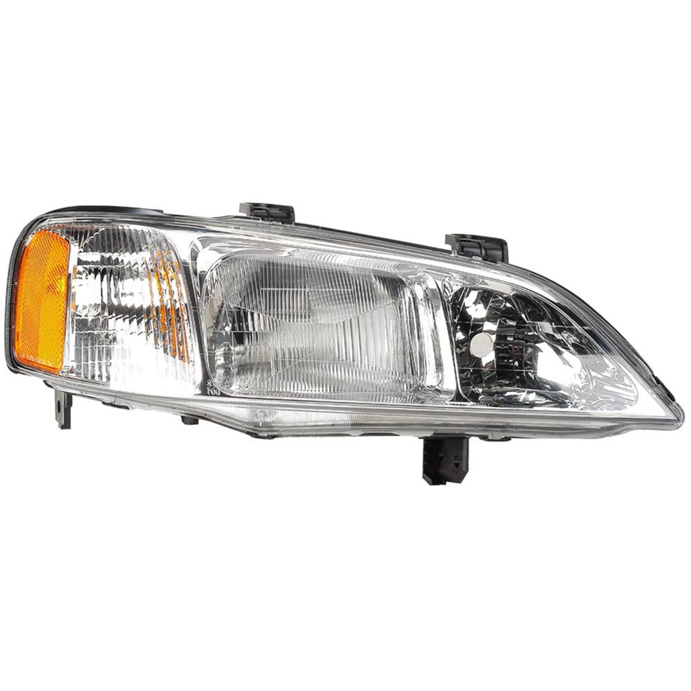 Acura TL Headlight Assembly