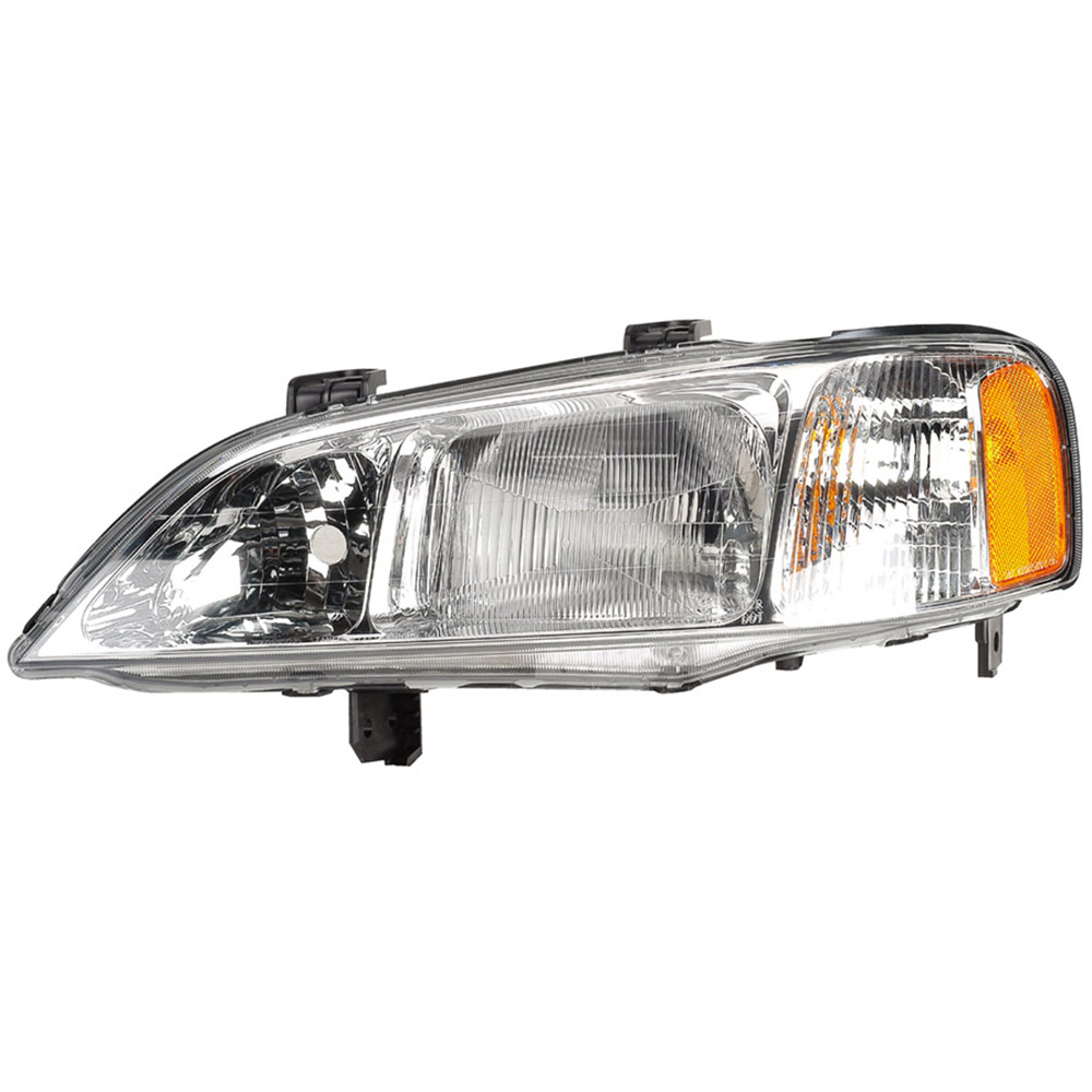 94 1999 Acura Tl Headlight 2001 S Factory Xenon Oem Cl Wiring Diagram Assemblies For Ref33151s0ka01 From