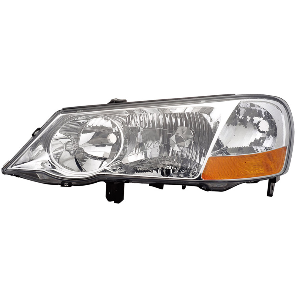 2003 Acura TL Headlight Assembly Left Headlight Assembly