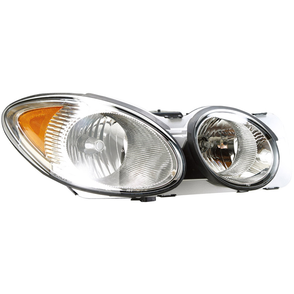 Buick  Headlight Assembly