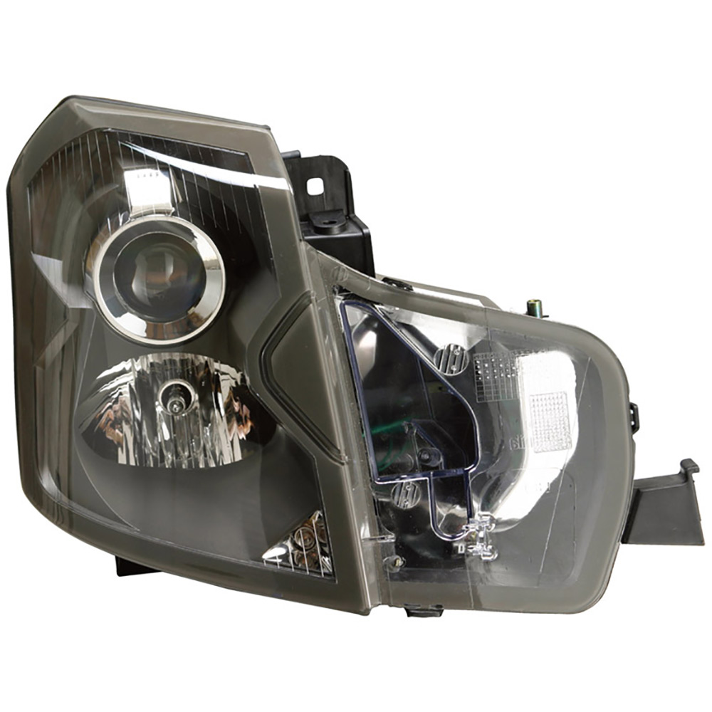 Cadillac cts headlight assembly