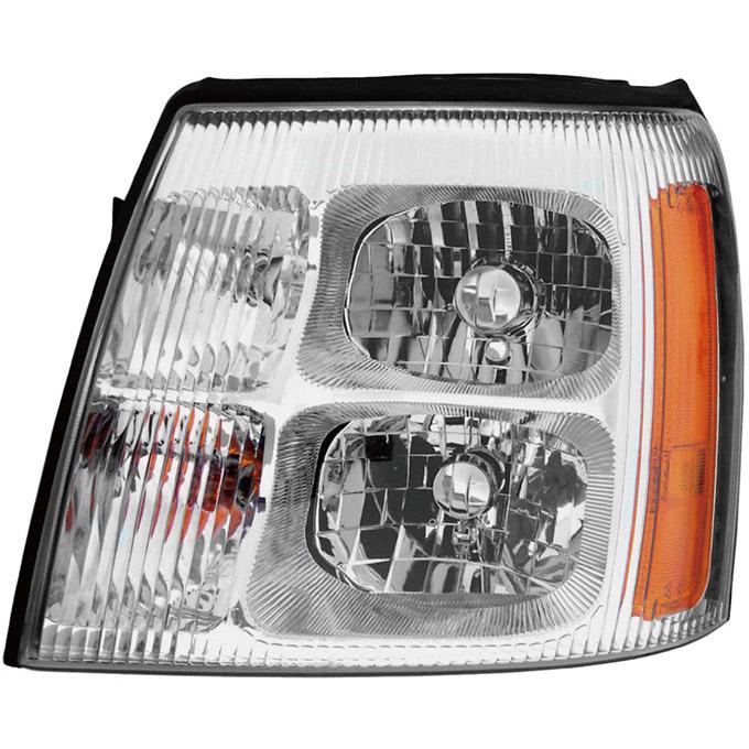 Free Shipping On 2003-2009 Cadillac Escalade Headlight