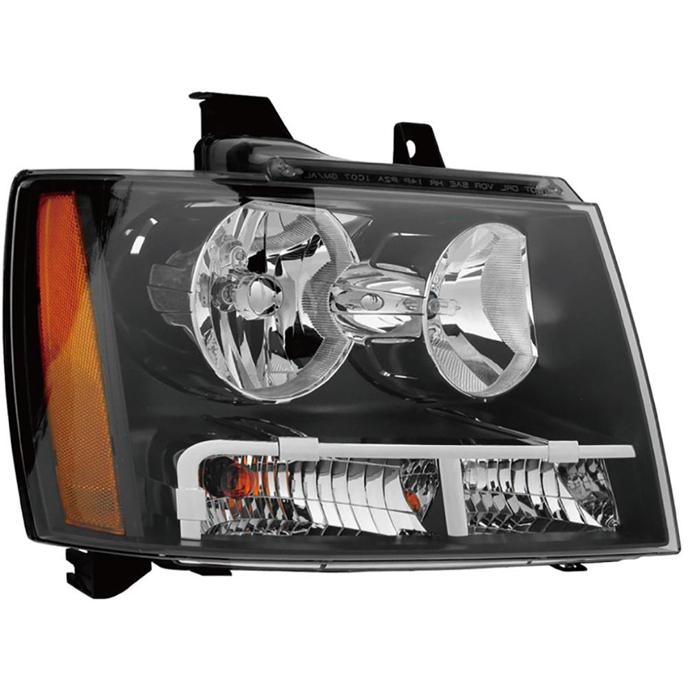 2007 Chevrolet Tahoe Headlight Embly