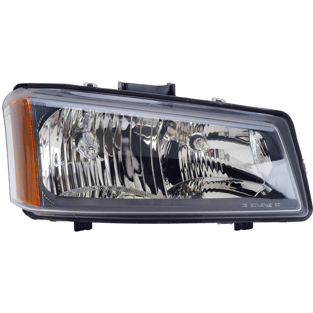 Chevrolet Pick-up Truck Headlight Assembly