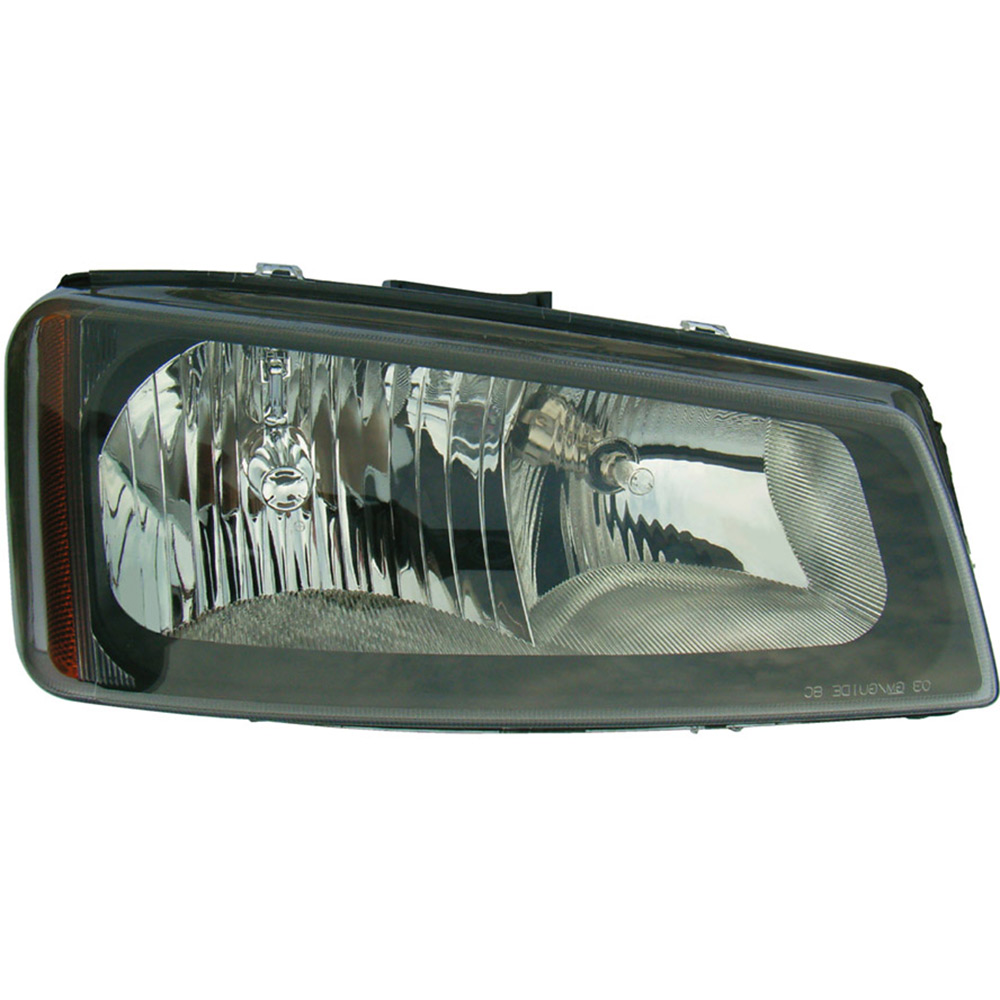 Chevrolet Silverado Headlight Assembly