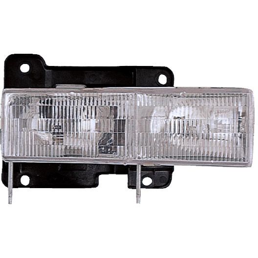 GMC Pick-up Truck Headlight Assembly