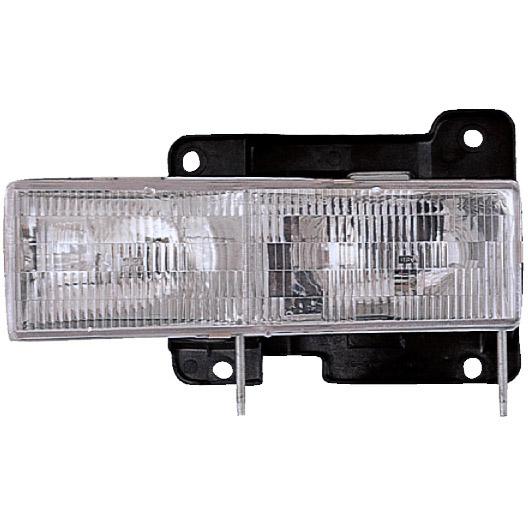 GMC Pick-up Truck Headlight Assembly