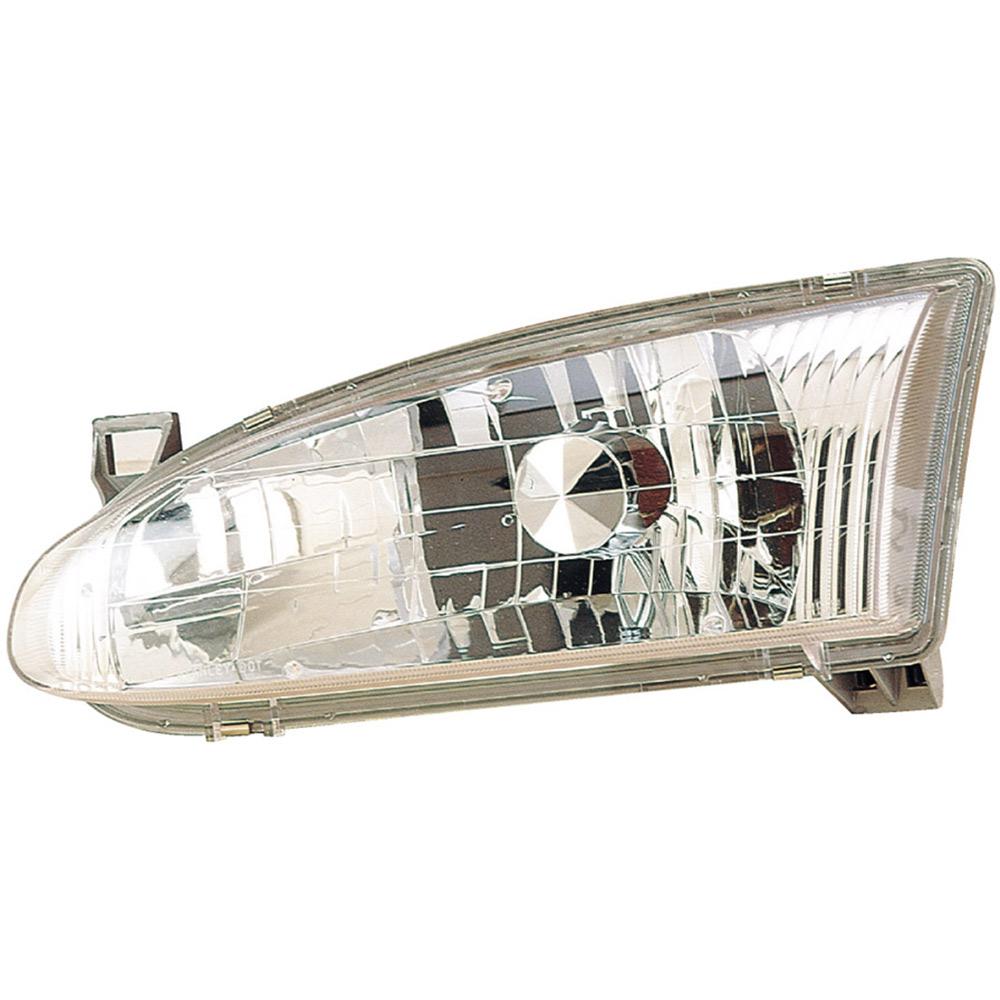 Chevrolet Prizm Headlight Assembly