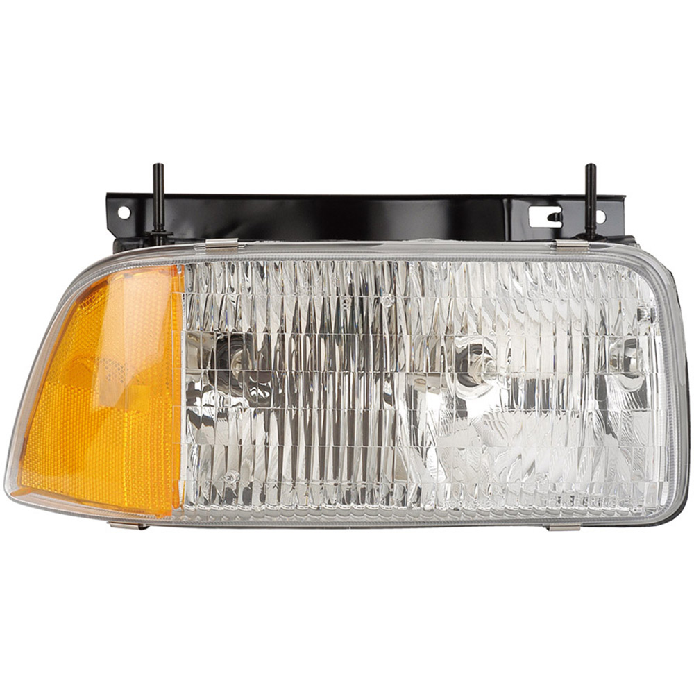 BuyAutoParts 16-00498AN Headlight Assembly