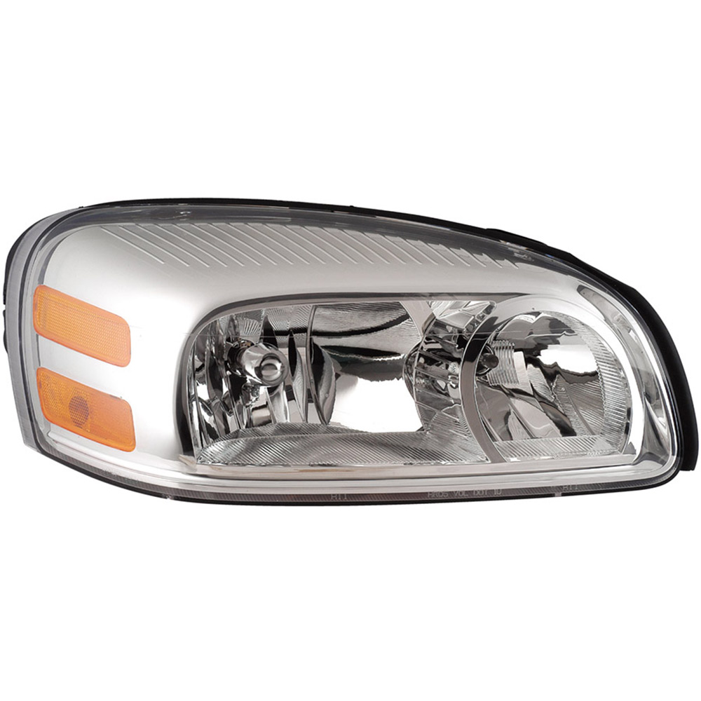 2006 Chevrolet Uplander Headlight Assembly Right Passenger Side 16