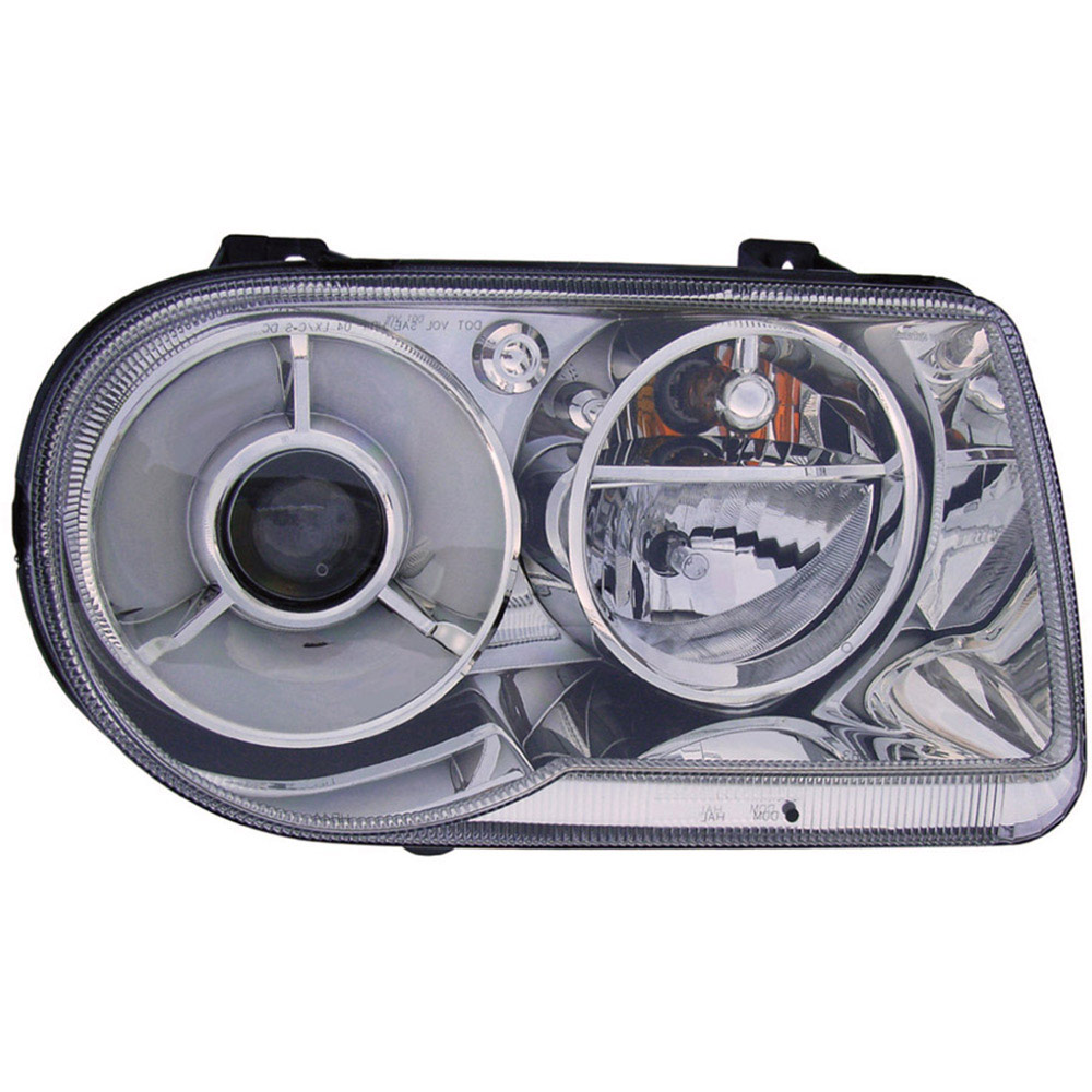 Chrysler 300 Headlight Assembly Parts, View Online Part